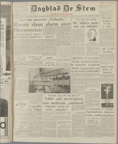 de Stem 1961-11-17