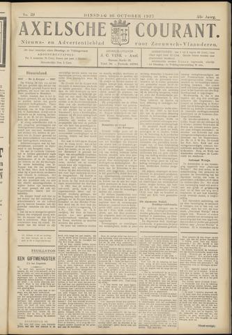 Axelsche Courant 1937-10-26