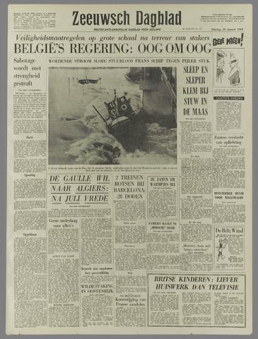 Zeeuwsch Dagblad 1961-01-10