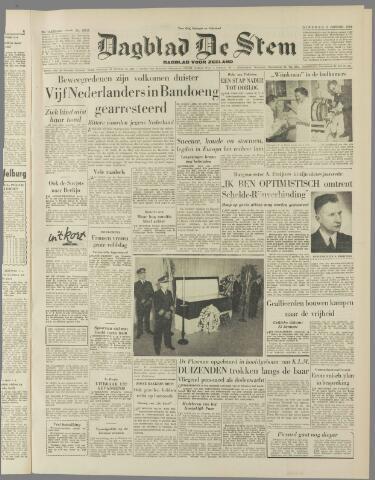 de Stem 1954-01-05