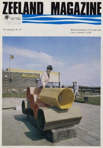 Zeeland Magazine / Veerse Meer Gids 1982-05-01