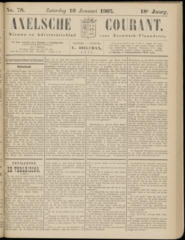 Axelsche Courant 1903-01-10