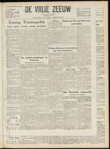 de Vrije Zeeuw 1951-07-23