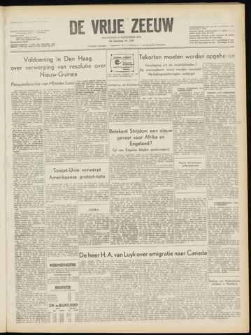 de Vrije Zeeuw 1954-12-13