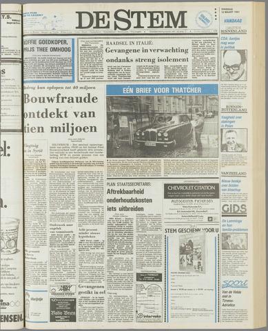 de Stem 1981-03-10