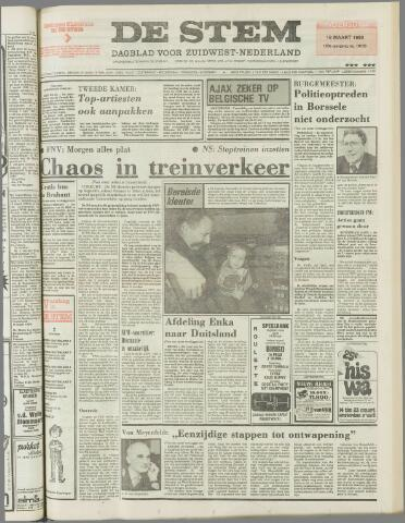 de Stem 1980-03-19
