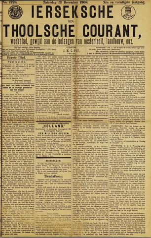 Ierseksche en Thoolsche Courant 1908-12-12