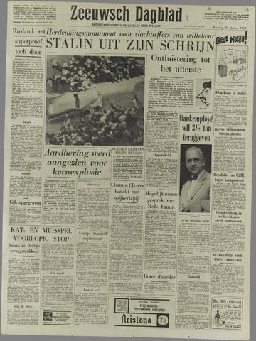 Zeeuwsch Dagblad 1961-10-30