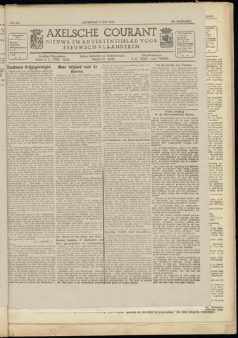 Axelsche Courant 1945-07-07