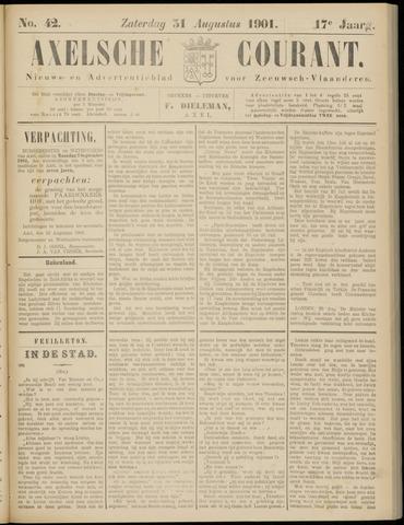 Axelsche Courant 1901-08-31
