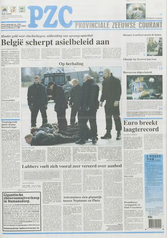 Provinciale Zeeuwse Courant 2000-10-26
