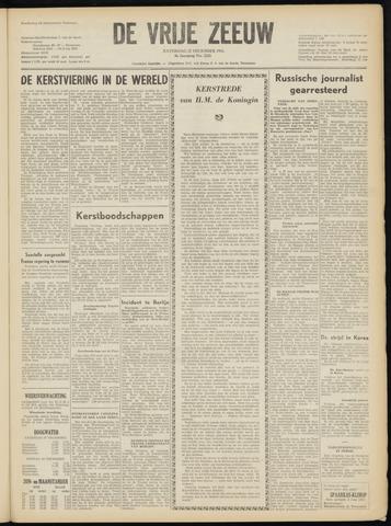 de Vrije Zeeuw 1952-12-27