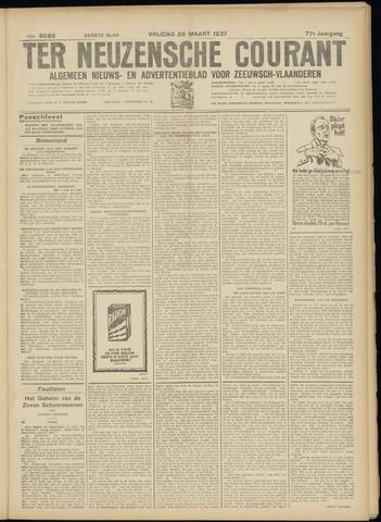 Ter Neuzensche Courant. Algemeen Nieuws- en Advertentieblad voor Zeeuwsch-Vlaanderen / Neuzensche Courant ... (idem) / (Algemeen) nieuws en advertentieblad voor Zeeuwsch-Vlaanderen 1937-03-26