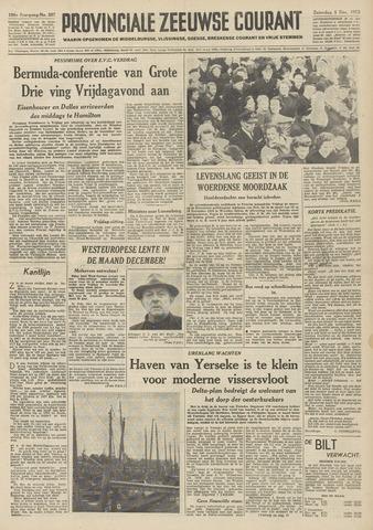 Provinciale Zeeuwse Courant 1953-12-05