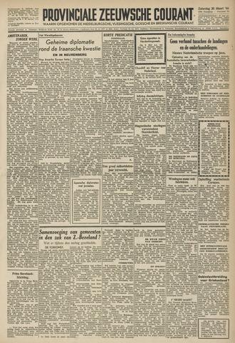 Provinciale Zeeuwse Courant 1946-03-30