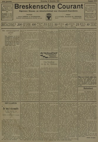 Breskensche Courant 1932-12-21