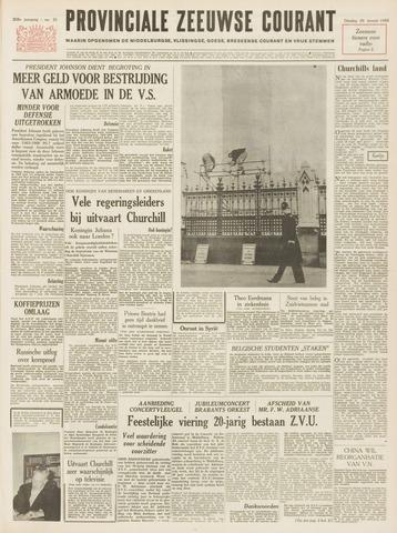 Provinciale Zeeuwse Courant 1965-01-26