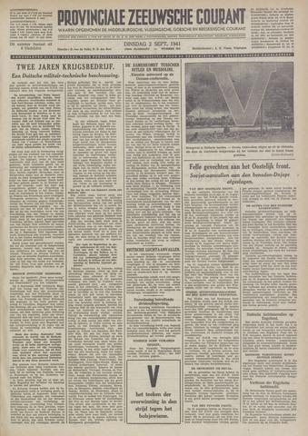 Provinciale Zeeuwse Courant 1941-09-02