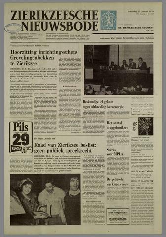 Zierikzeesche Nieuwsbode 1976-01-22