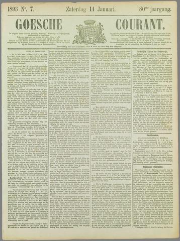 Goessche Courant 1893-01-14