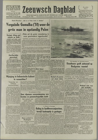 Zeeuwsch Dagblad 1956-10-22