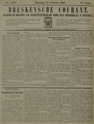 Breskensche Courant 1908-02-15