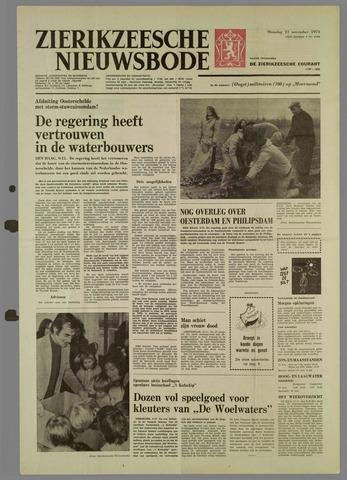 Zierikzeesche Nieuwsbode 1974-11-11