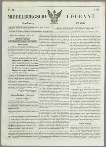 Middelburgsche Courant 1857-07-30