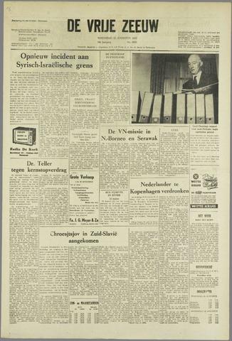 de Vrije Zeeuw 1963-08-21