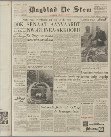 de Stem 1962-09-14