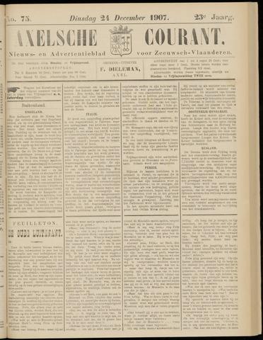 Axelsche Courant 1907-12-24