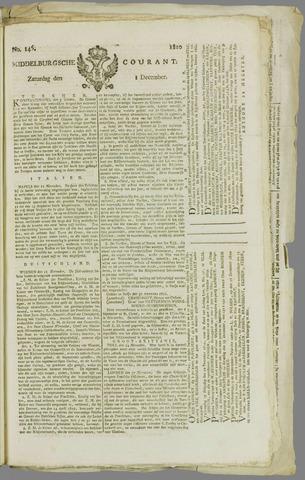 Middelburgsche Courant 1810-12-01