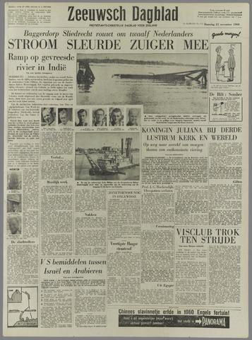 Zeeuwsch Dagblad 1960-11-21