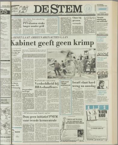 de Stem 1983-11-05