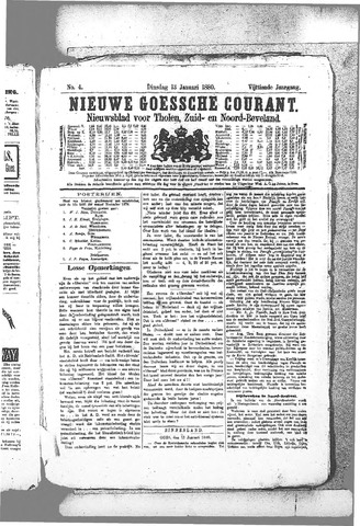 Nieuwe Goessche Courant 1880-01-13