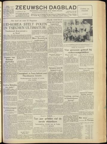 Zeeuwsch Dagblad 1955-08-08