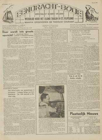 Eendrachtbode (1945-heden)/Mededeelingenblad voor het eiland Tholen (1944/45) 1959-06-26
