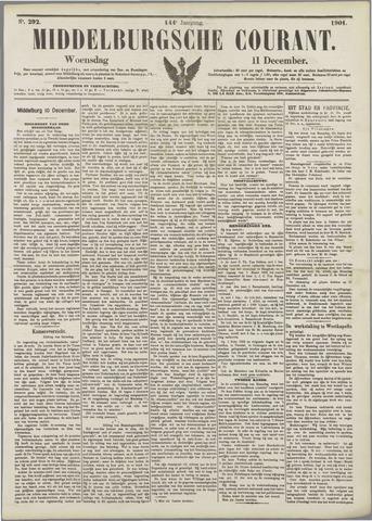 Middelburgsche Courant 1901-12-11