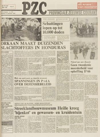 Provinciale Zeeuwse Courant 1974-09-23