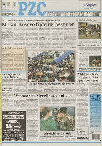 Provinciale Zeeuwse Courant 1999-04-15