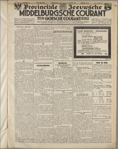 Middelburgsche Courant 1933-03-09