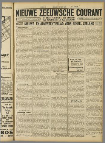 Nieuwe Zeeuwsche Courant 1928-10-09