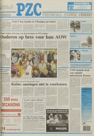 Provinciale Zeeuwse Courant 1994-04-14