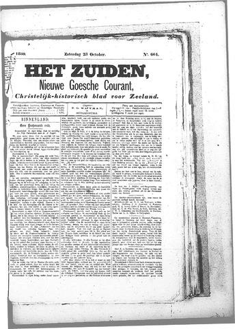 Nieuwe Goessche Courant 1880-10-23