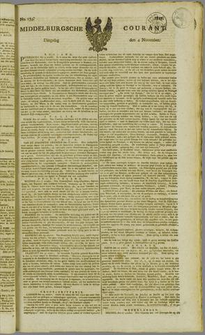 Middelburgsche Courant 1817-11-04