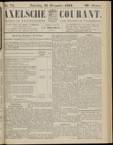 Axelsche Courant 1912-12-21