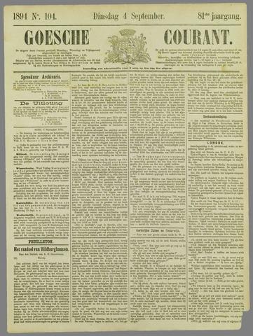 Goessche Courant 1894-09-04
