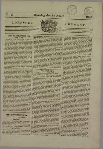 Goessche Courant 1843-03-13