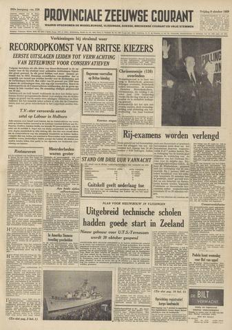 Provinciale Zeeuwse Courant 1959-10-09