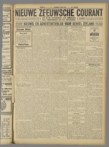 Nieuwe Zeeuwsche Courant 1925-05-23
